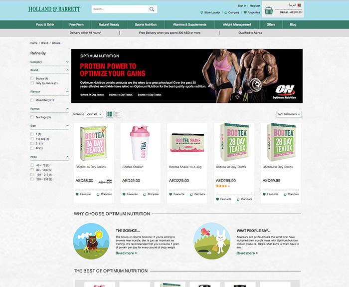 HB-webpage